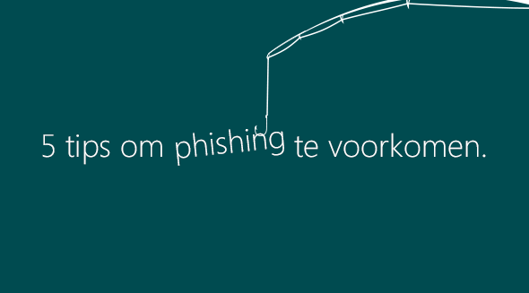 5 Tips Om Phishing Te Voorkomen